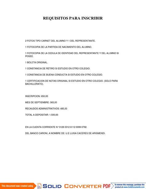 requisitos para inscribir a concubina en essalud 2016 requisitos para inscribir by luisa c 225 ceres de arismendi