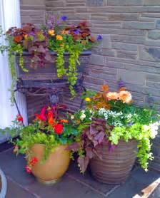 Flower Ideas For Planters by Flower Pots For Residential Client K 2010 Fancher S