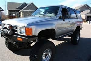 1986 Toyota 4runner 1986 Toyota 4runner Addicted Offroad Is A Service