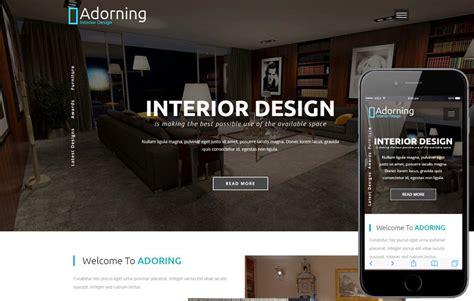 Interior Design Categories by Interior Web Design Adorning An Interior And Furniture