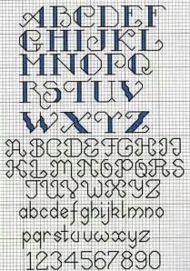 cross stitch alphabet sler pattern crafty like a fox
