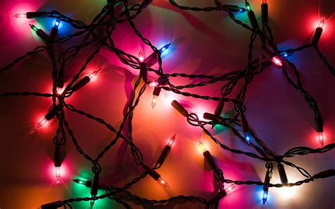holiday lights wallpapers hd wallpapers id 9779