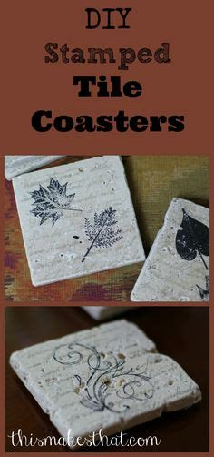 diy tile coasters make something mondays hey i found this really awesome etsy listing at https