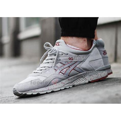 fashion running shoes shoes asics gel lyte v h5r2n 1313 running light grey