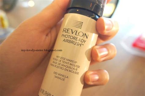 Bedak Revlon Colorstay my lovely a with sneak preview revlon
