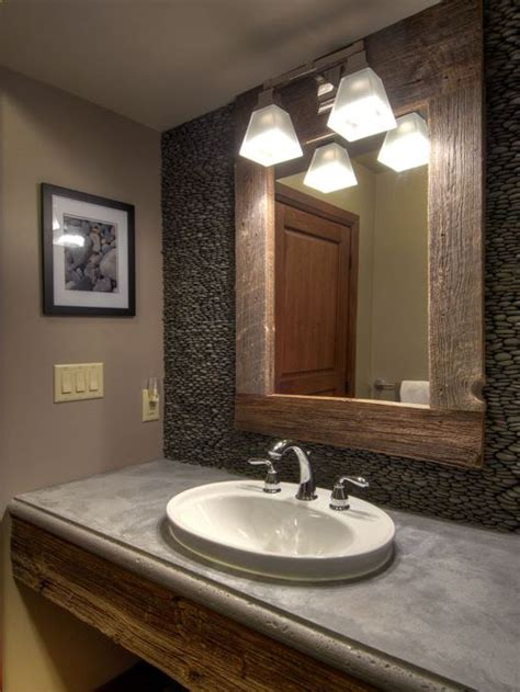 barnwood bathroom barnwood bathroom houzz