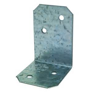 l brackets home depot strong tie zmax 18 galvanized steel angle