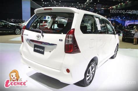 Lu Led Toyota Avanza new toyota avanza โตโยต า อแวนซ า 2016 พร อมราคา เร ม 6 แสนบาท