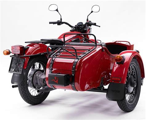 Motorrad News November by Ural Launch October Sidecar Mcn
