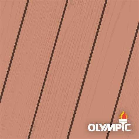 amaretto color olympic maximum 5 gal amaretto solid color exterior stain