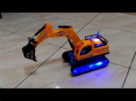 Mainan Anak Truk Keruk Mb152 mobil beko buzzpls