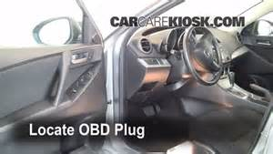 engine light is on 2010 2013 mazda 3 what to do 2010