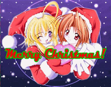 anime merry christmas christmas myniceprofilecom