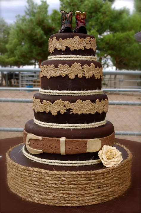 Western Cake Decorations by Wedding Collections Wedding Dresses Wedding