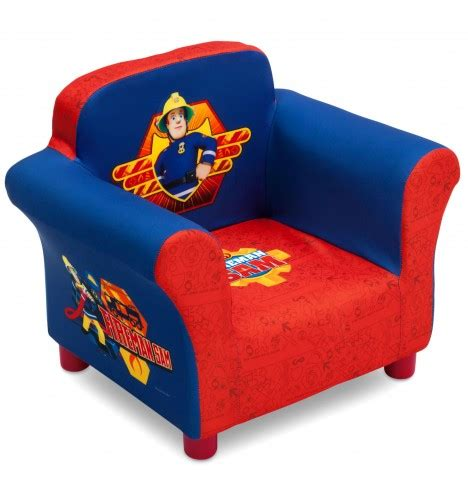 sam s club delta dresser new delta children fireman sam upholstered chair kids