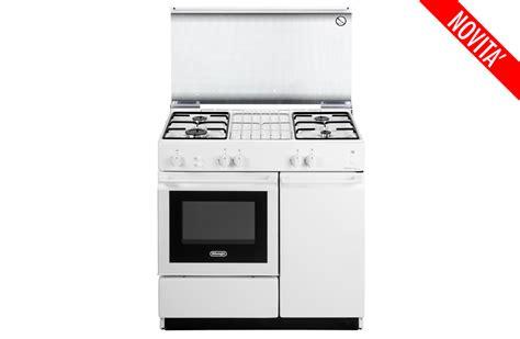 delonghi cucina cucina de longhi sggw 854n fuochi 4 forno a gas colore