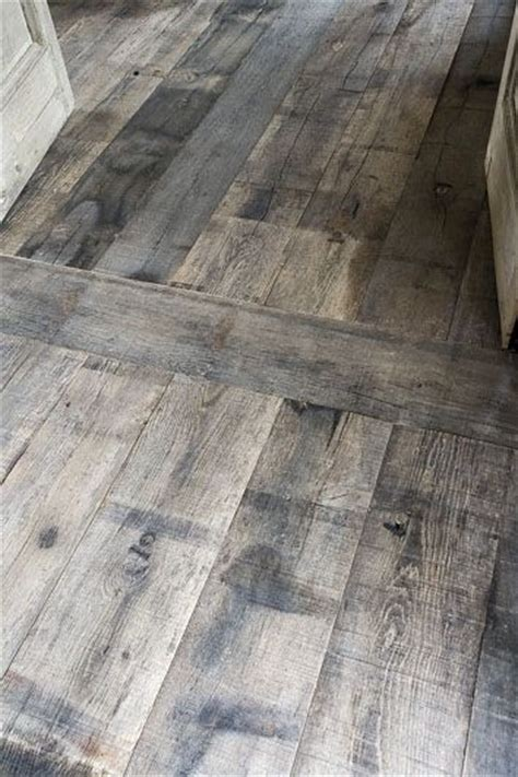 Ballard Design Ottoman washed wooden floor for kitchen maybe just do 1x4s