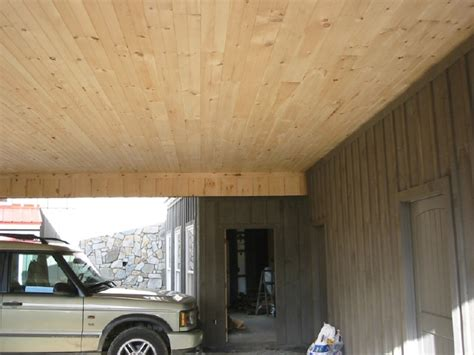 Garage Ceiling by Picture