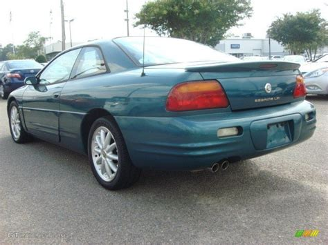 98 Chrysler Sebring Lxi by Polo Green 1998 Chrysler Sebring Lxi Coupe Exterior Photo