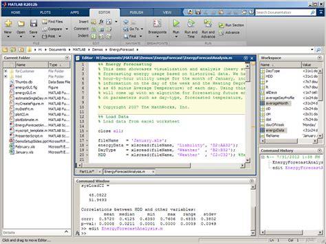 Room Layout Design Software For Mac the matlab r2012b desktop part 1 introduction to the
