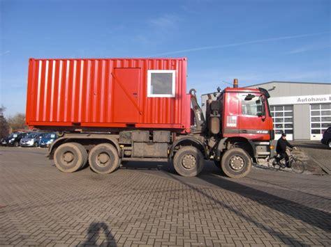 Wohnmobil Lackieren Lassen Kosten by Lackierung Eines Baucontainers Lackierfachbetrieb Tewoort