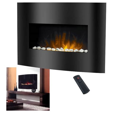 prolectrix balmoral fireplace heater with remote 207403