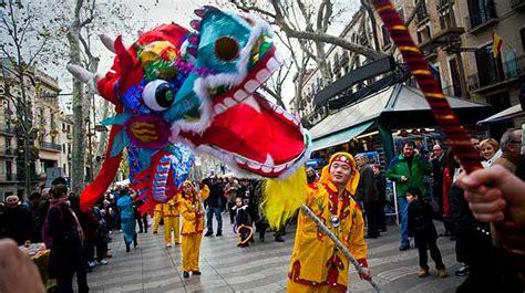 barcelona chion celebraci 243 n del a 241 o nuevo chino barcelona el peri 243 dico
