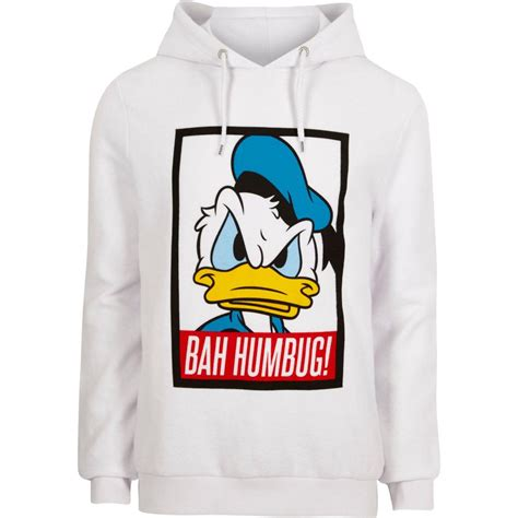 Sweater Donalt Duck Cimot Clothing lyst river island white donald duck hoodie white donald duck hoodie in