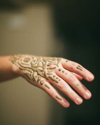 henna ink homemade best 25 henna ideas on how is