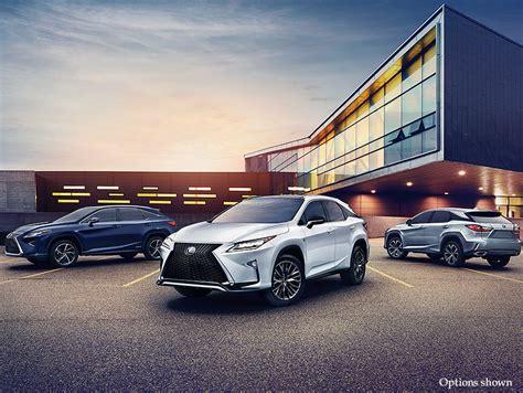 lexus crossover 2017 2017 lexus rx luxury crossover features lexus com