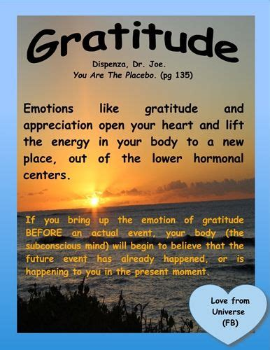 joe dispenza quotes 31 days of gratitude i intend to use some of dr joe