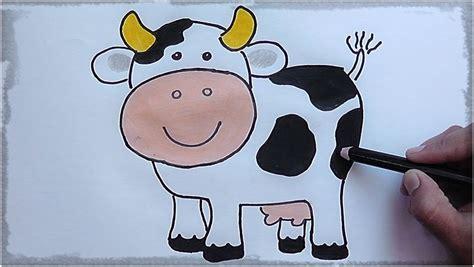 imagenes infantiles tiernas para imprimir dibujos infantiles de vacas para colorear archivos fotos