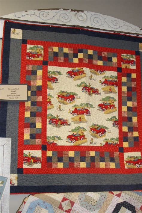 Fireman Quilt Pattern by 17 Best Images About Fireman Quilt Ideas For On