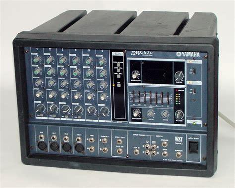 Mixer Yamaha Original yamaha powered mixer emx62m emx 62m take a look ebay