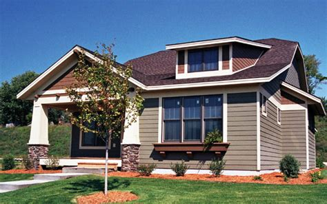 Bungalow Style Home by History Of Bungalow Style Homes House Plans And More