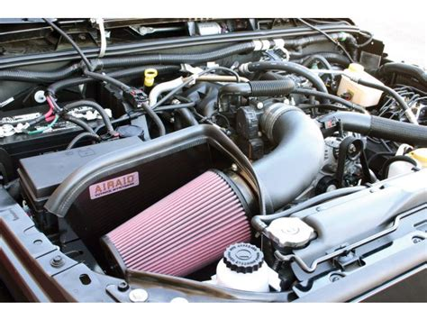Jeep Wrangler Cold Air Intake Airaid 310 208 Airaid 174 Cold Air Dam Intake For 07 11