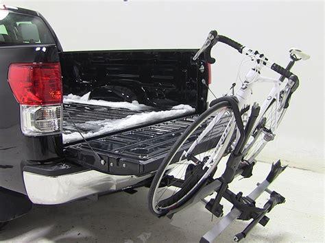 Tundra Bike Rack by Toyota Tundra Thule T2 2 Bike Rack Platform Style