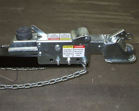 boat trailer surge brakes surge brakes jerking the hull truth boating and