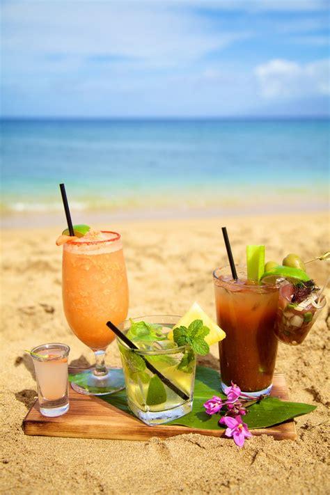 summer cocktail recipes summer cocktail recipes by westin kor villas menu magazine