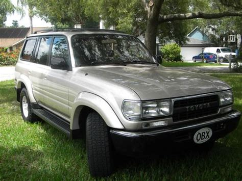 buy car manuals 1993 toyota land cruiser free book repair manuals buy used 1993 toyota land cruiser in sarasota florida united states for us 9 250 00