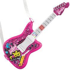 barbie dazzling diva light up guitar barbie barbie guitar