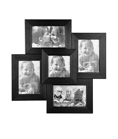 A I Home Decor celestial black glossy photo frame collage 5 frames buy