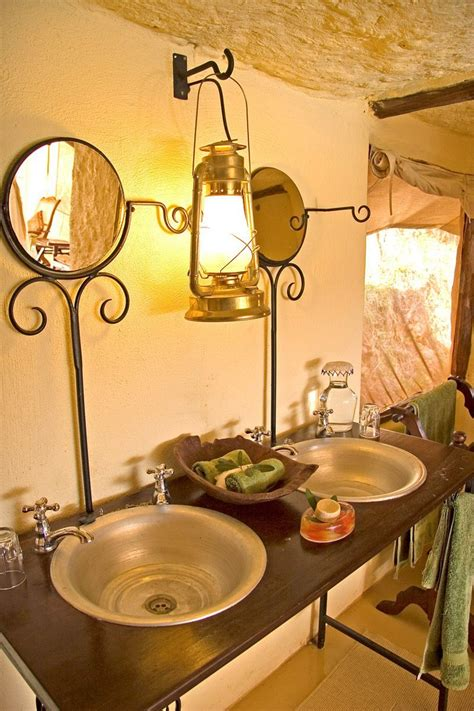safari bathroom luxury kenya safari lodge cottar s 1920s c art of