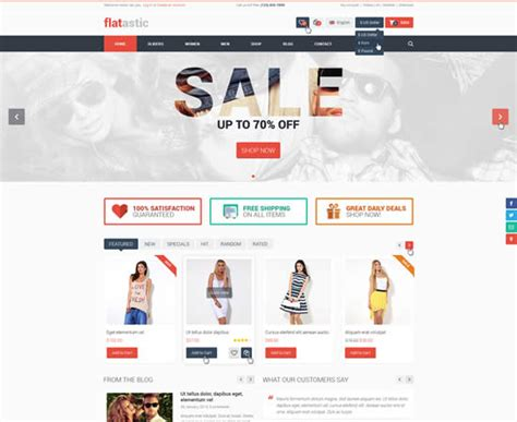 designboom online shop 31 premium and best free psd website templates design