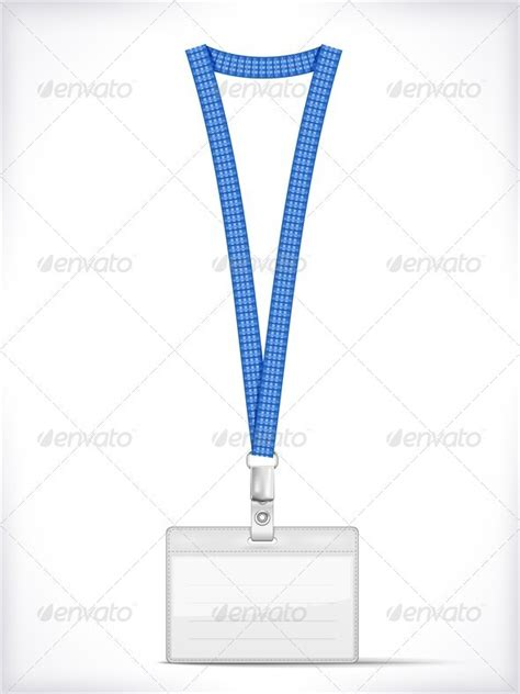 Lanyard Template Psd 30 Best Id Card And Lanyard Templates Psd Vector Free Premium