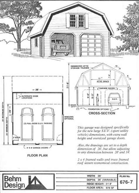gambrel garage plans 25 best ideas about two car garage on pinterest above