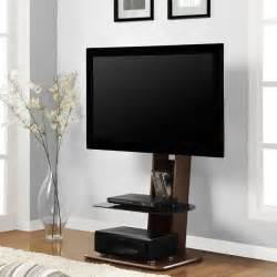 tv stands with mounts altra galaxy tv stand with mount for tvs up to 50