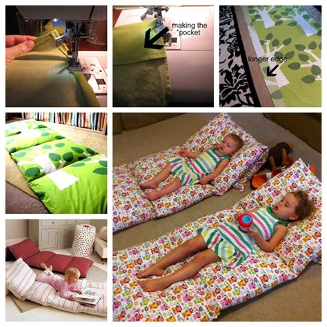 kids pillow beds wonderful diy pillow mattress for kids