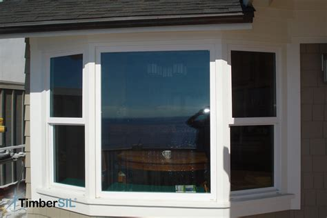 bay window pics with modern white wooden window frames and expose window structure deck timbersil 174 projects and news