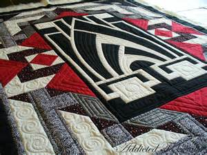 addicted to quilts deco quilt